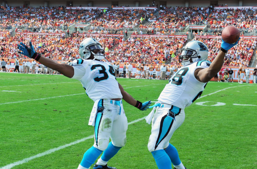 Jonathan Stewart, DeAngelo Williams, Carolina Panthers (Photo by Al Messerschmidt/Getty Images)