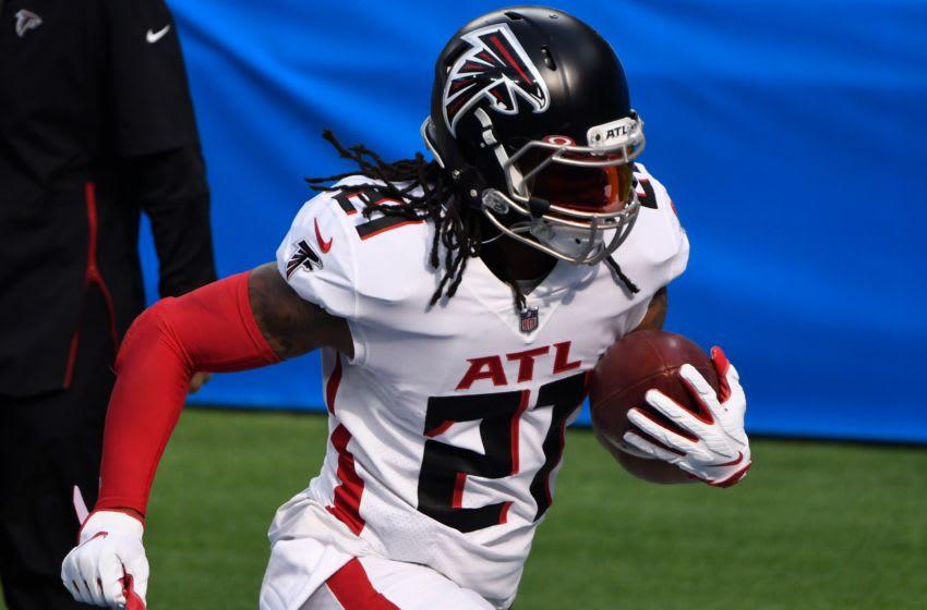 Atlanta Falcons running back Todd Gurley (Robert Hanashiro-USA TODAY Sports)