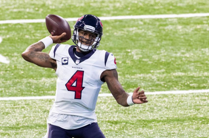 Deshaun Watson, Houston Texans (Trevor Ruszkowski-USA TODAY Sports)
