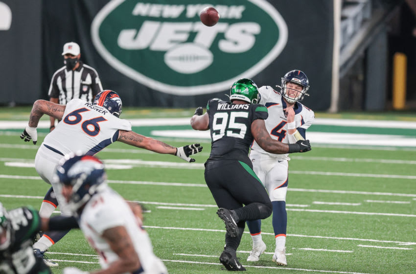 Quinnen Williams, New York Jets (Vincent Carchietta-USA TODAY Sports)