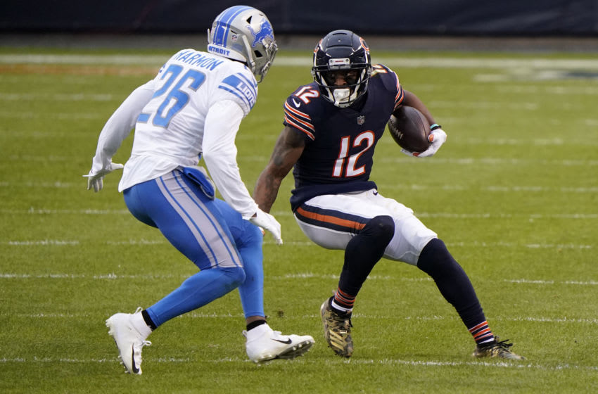 Allen Robinson, Chicago Bears. Mandatory Credit: Mike Dinovo-USA TODAY Sports