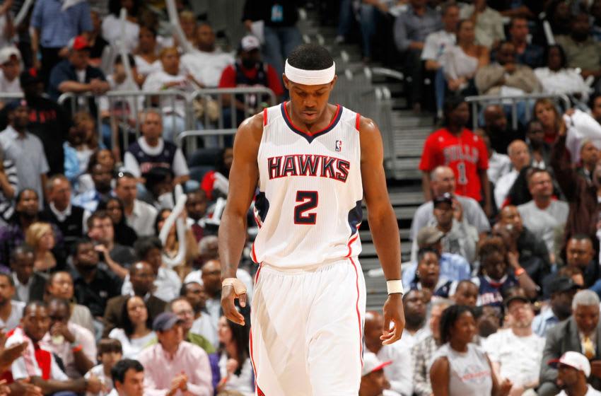 Atlanta Hawks Joe Johnson (Photo by Kevin C. Cox/Getty Images)