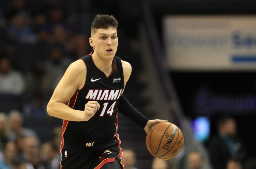 NBA Miami Heat Tyler Herro (Photo by Streeter Lecka/Getty Images) (Photo by Streeter Lecka/Getty Images)