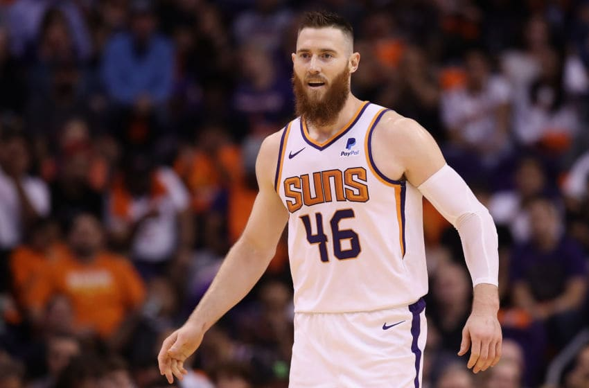 NBA Phoenix Suns Aron Baynes (Photo by Christian Petersen/Getty Images)