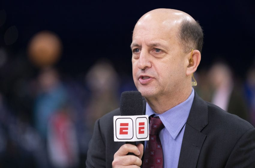 Houston Rockets Jeff Van Gundy (Photo by Mitchell Leff/Getty Images)