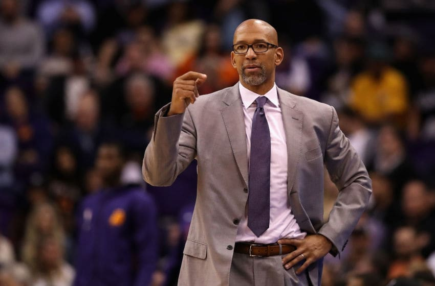 NBA Phoenix Suns coach Monty Williams (Photo by Christian Petersen/Getty Images)