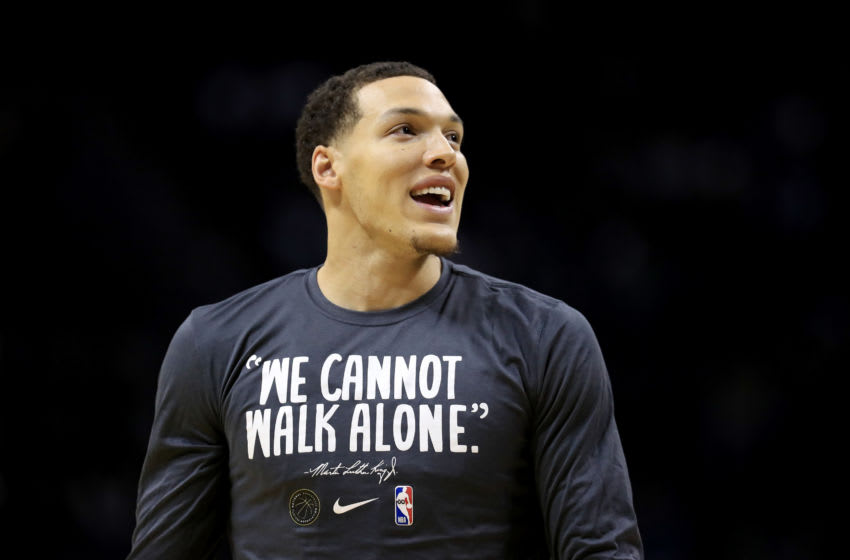 NBA Orlando Magic Aaron Gordon (Photo by Streeter Lecka/Getty Images)