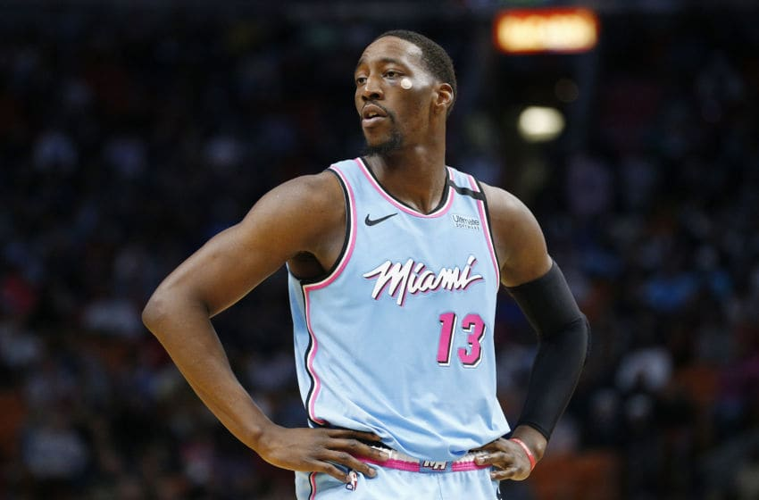 Miami Heat Bam Adebayo (Photo by Michael Reaves/Getty Images)