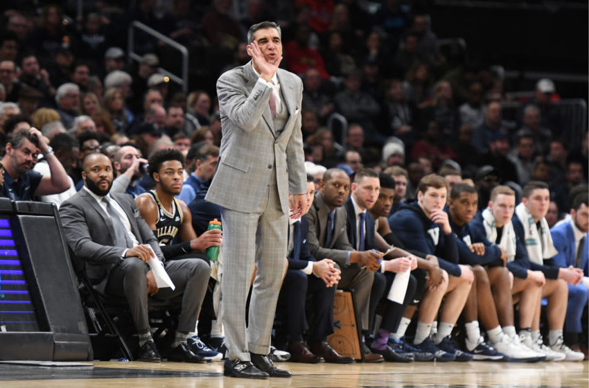 Villanova coach Jay Wright (Photo by Mitchell Layton/Getty Images)