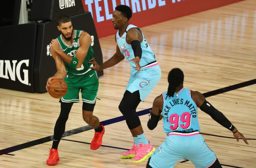 Boston Celtics Jayson Tatum (Photo by Kim Klement - Pool/Getty Images)