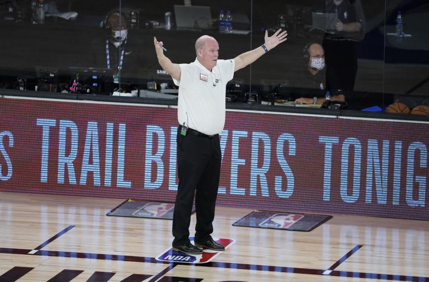 NBA Orlando Magic coach Steve Clifford (Photo by Ashley Landis - Pool/Getty Images)