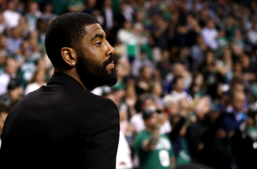 NBA Boston Celtics Kyrie Irving (Photo by Maddie Meyer/Getty Images)