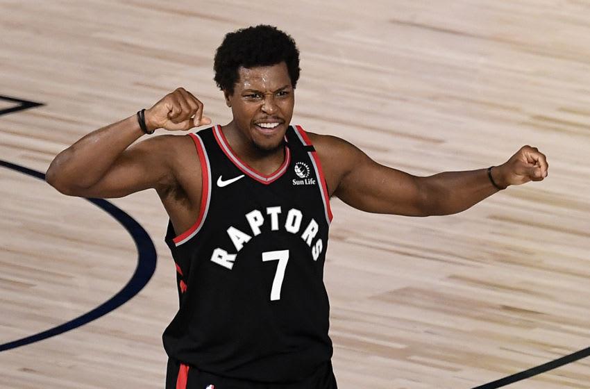 NBA Toronto Raptors Kyle Lowry . (Photo by Douglas P. DeFelice/Getty Images)