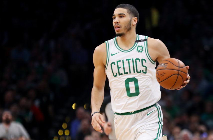 NBA Boston Celtics Jayson Tatum (Photo by Maddie Meyer/Getty Images)