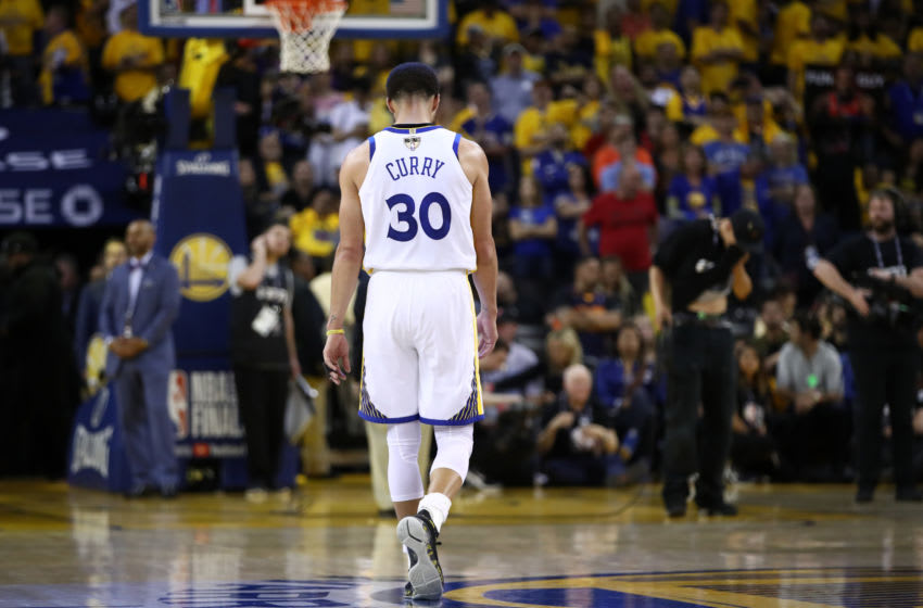 NBA Golden State Warriors Stephen Curry (Photo by Ezra Shaw/Getty Images)