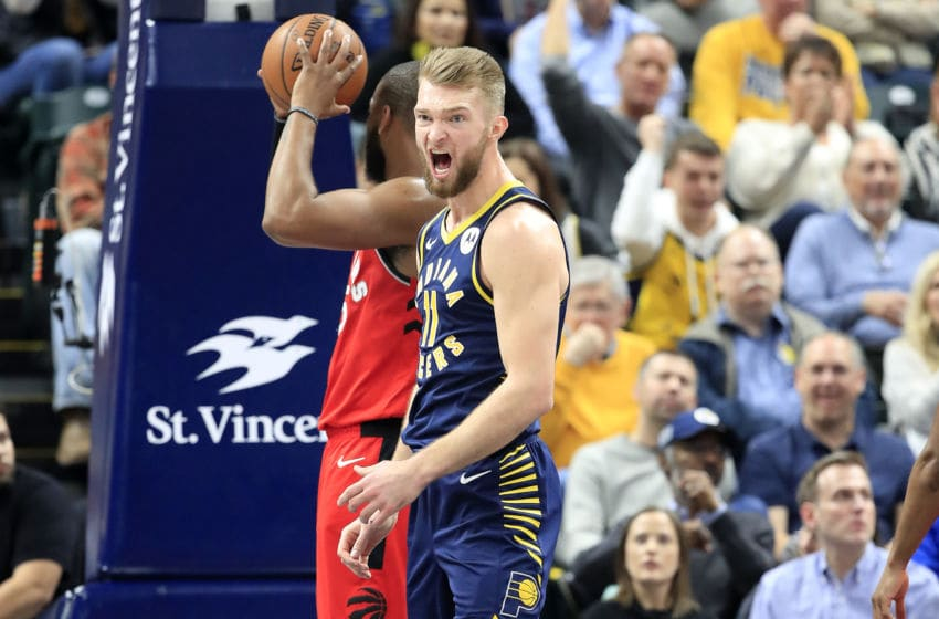 NBA Indiana Pacers Domantas Sabonis (Photo by Andy Lyons/Getty Images)