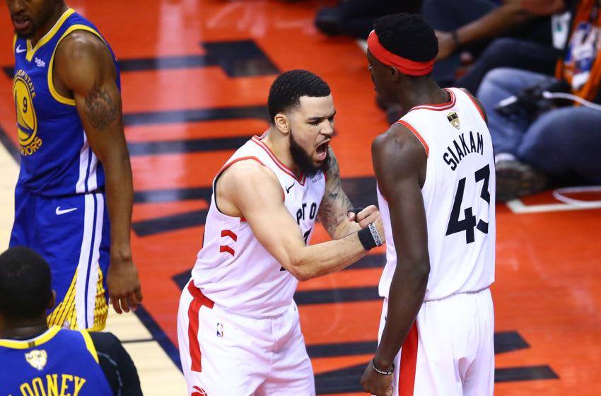 NBA Toronto Raptors Fred VanVleet (Photo by Vaughn Ridley/Getty Images)