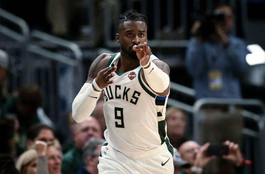 NBA Milwaukee Bucks Wesley Matthews (Photo by Dylan Buell/Getty Images)