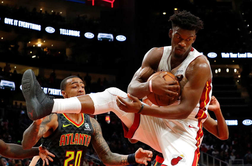 NBA Miami Heat Jimmy Butler (Photo by Kevin C. Cox/Getty Images)
