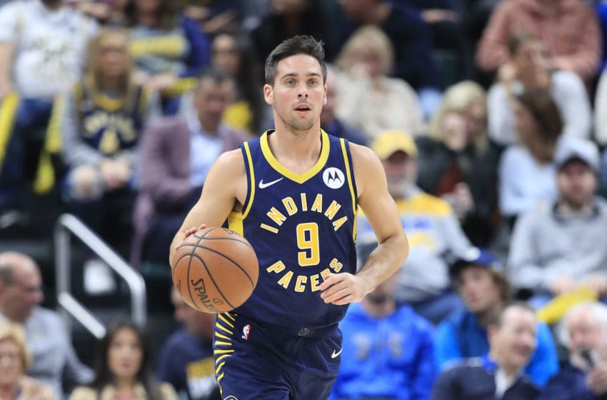 NBA Indiana Pacers T.J. McConnell (Photo by Andy Lyons/Getty Images)