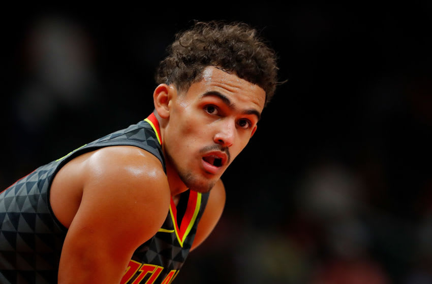 Atlanta Hawks Trae Young (Photo by Kevin C. Cox/Getty Images)