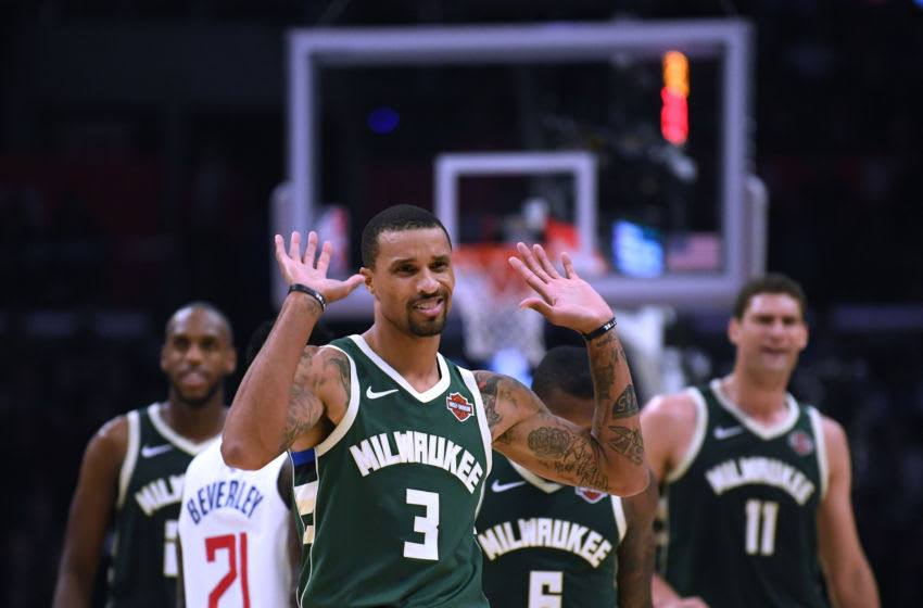 NBA Milwaukee Bucks George Hill (Photo by Harry How/Getty Images)