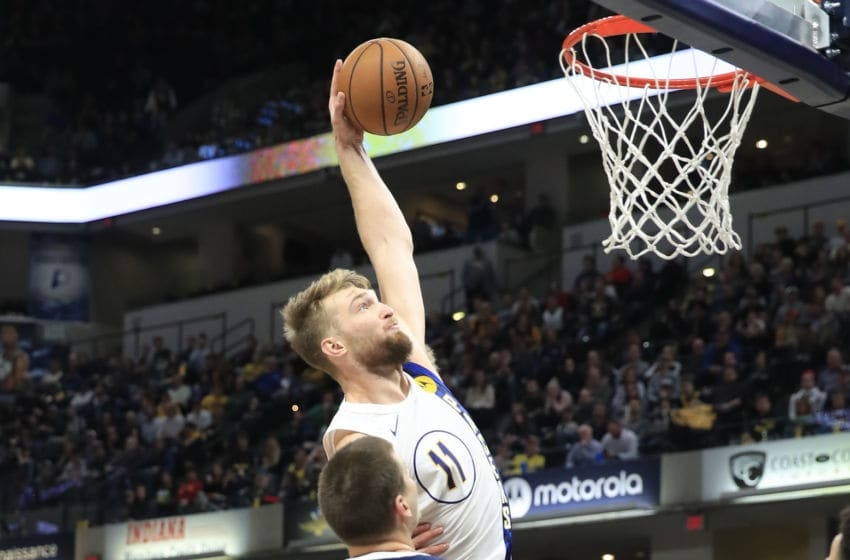 NBA Indiana Pacers Domantis Sabonis (Photo by Andy Lyons/Getty Images)