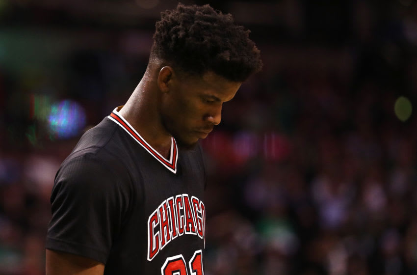 NBA Chicago Bulls Jimmy Butler (Photo by Maddie Meyer/Getty Images)