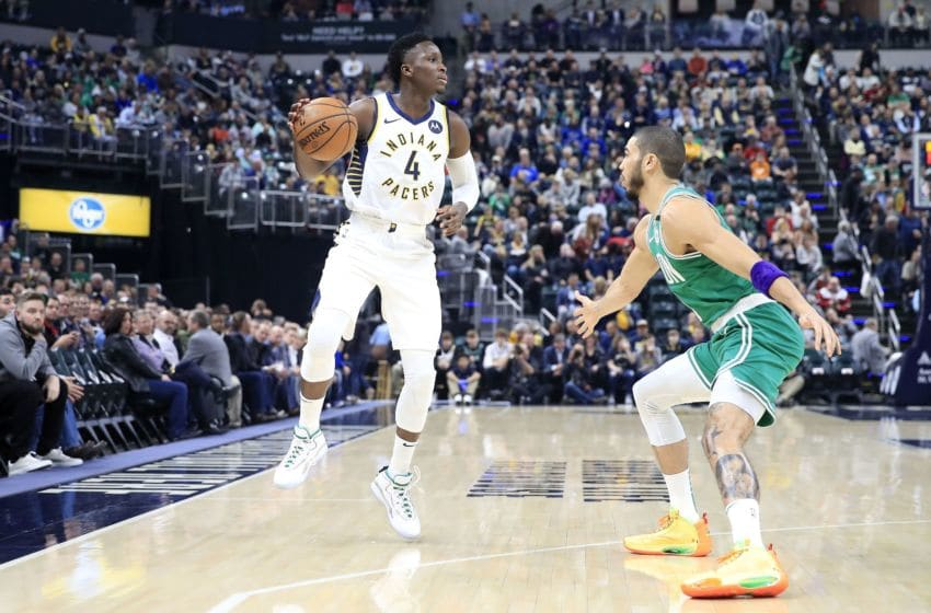 NBA Indian Pacers Victor Oladipo (Photo by Andy Lyons/Getty Images)