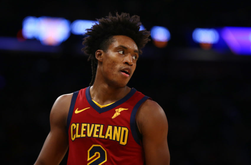 NBA Cleveland Cavaliers Collin Sexton (Photo by Mike Stobe/Getty Images)