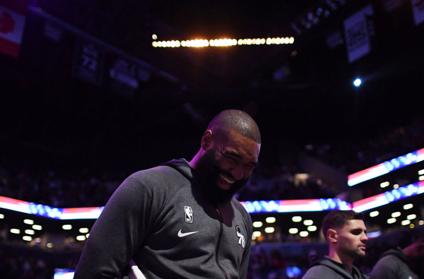 Philadelphia 76ers Kyle O'Quinn (Photo by Matteo Marchi/Getty Images)
