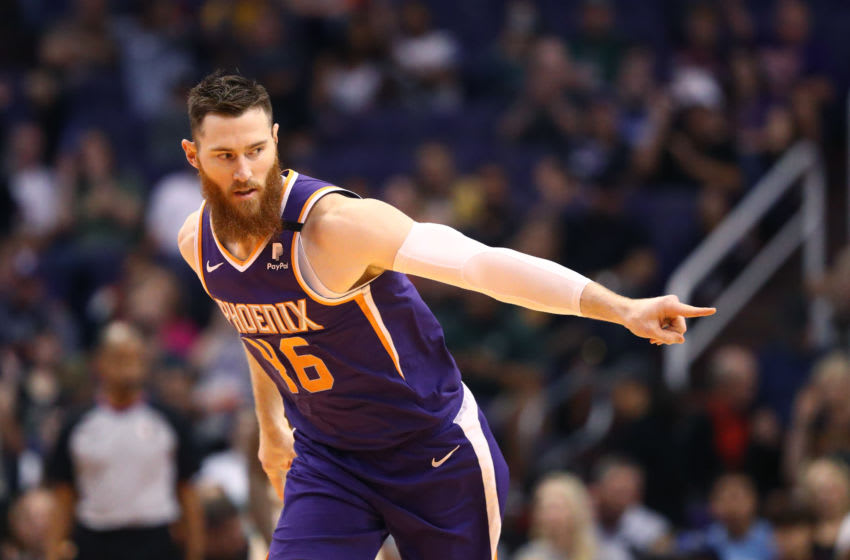 Phoenix Suns Aron Baynes (Mark J. Rebilas-USA TODAY Sports)