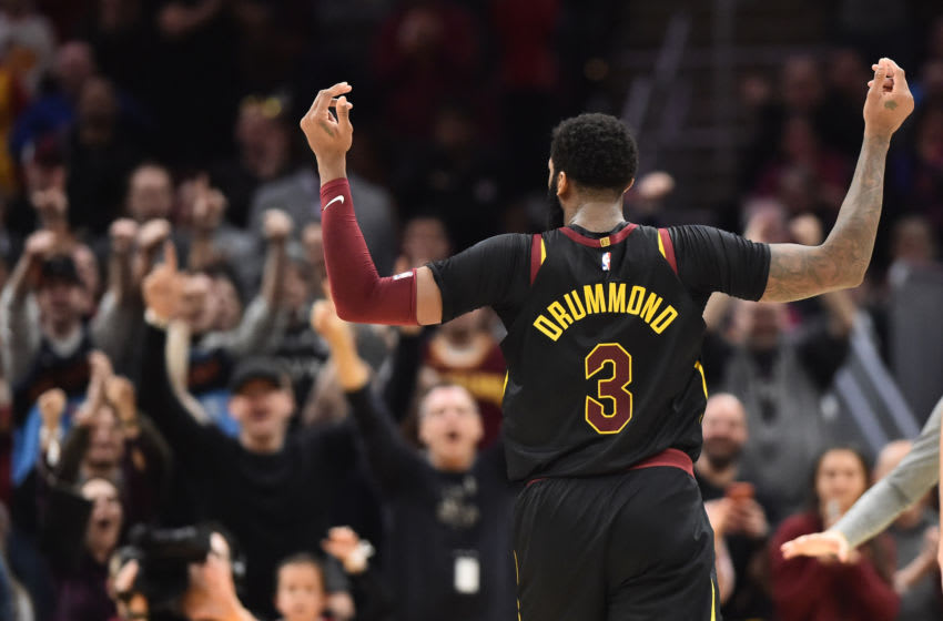 Cleveland Cavaliers Andre Drummond (Ken Blaze-USA TODAY Sports)