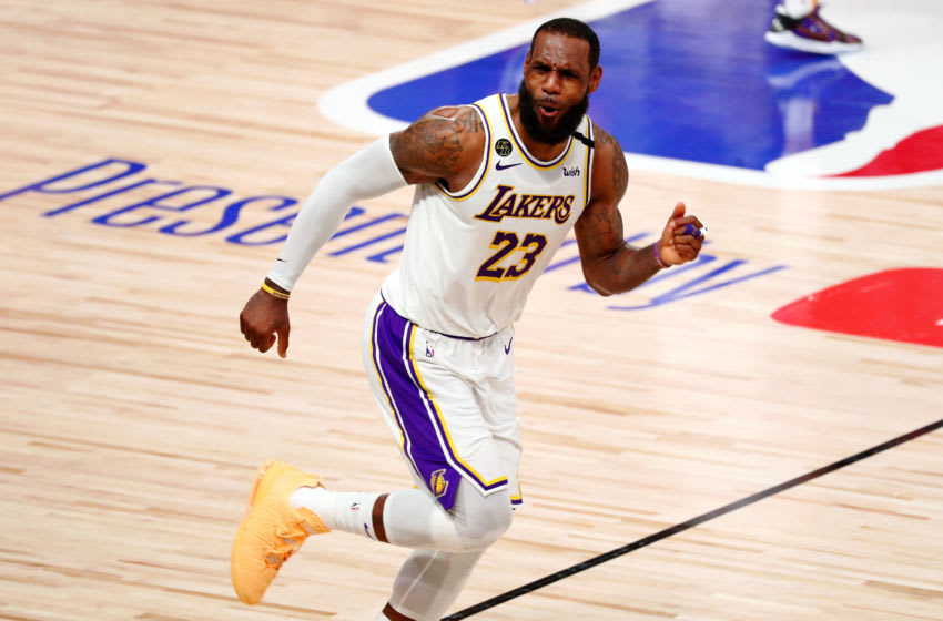 Los Angeles Lakers LeBron James (Kim Klement-USA TODAY Sports)