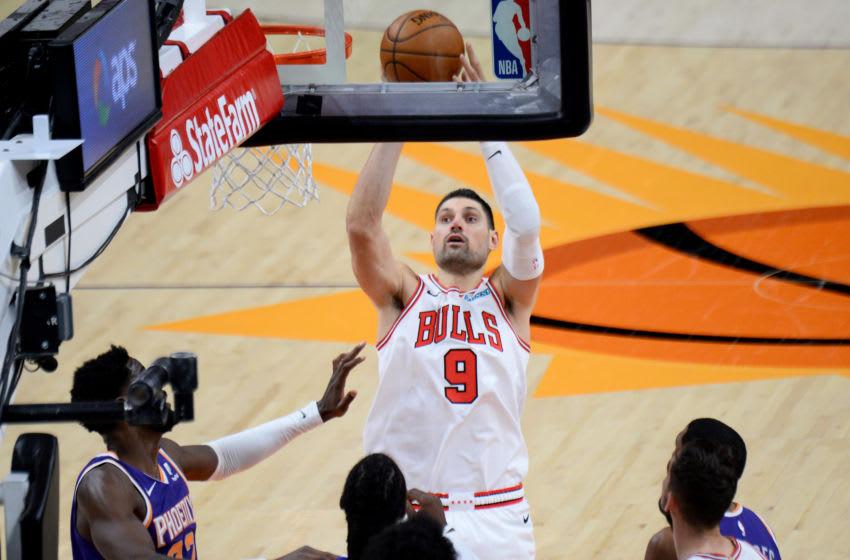 Chicago Bulls Nikola Vucevic (Joe Camporeale-USA TODAY Sports)