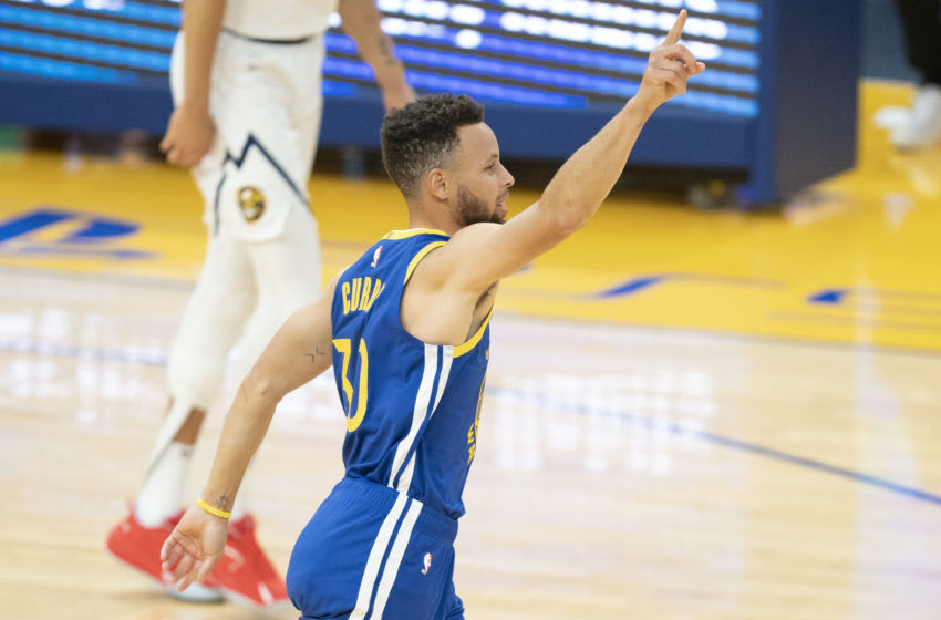 Golden State Warriors Stephen Curry (Kyle Terada-USA TODAY Sports)