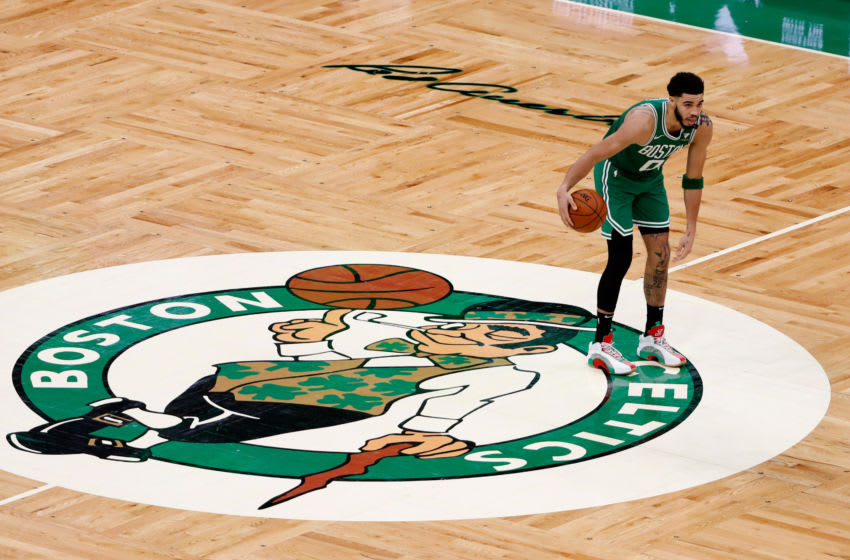 NBA Boston Celtics Jayson Tatum (Winslow Townson-USA TODAY Sports)