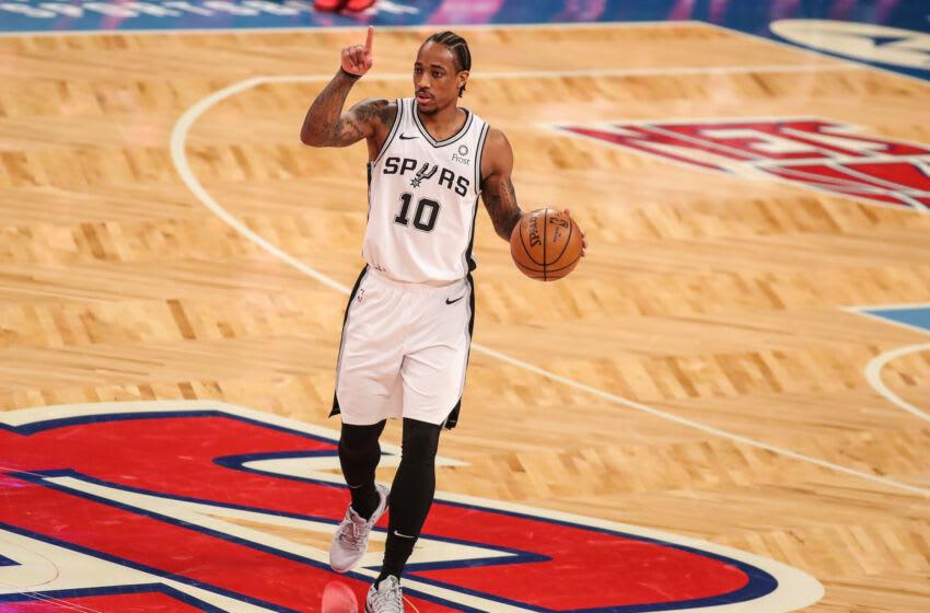 NBA DeMar DeRozan (Wendell Cruz-USA TODAY Sports)