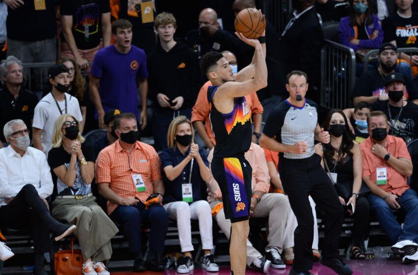 Phoenix Suns Devin Booker (Joe Camporeale-USA TODAY Sports)