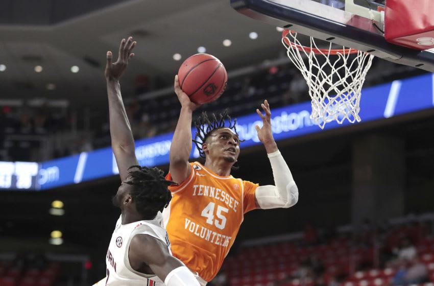 NBA Draft prospect Keon Johnson (John Reed-USA TODAY Sports)