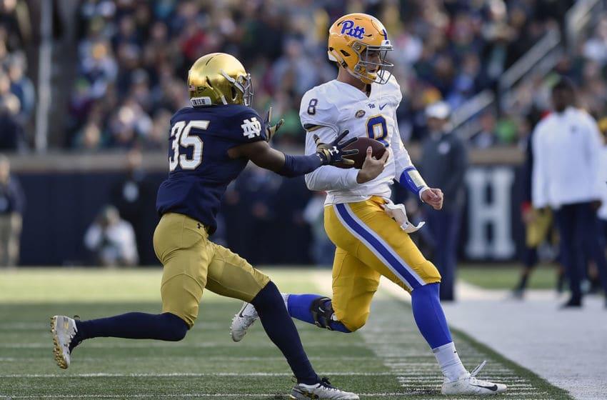 Notre Dame Football: Defense Grades High as Irish Stave ...
