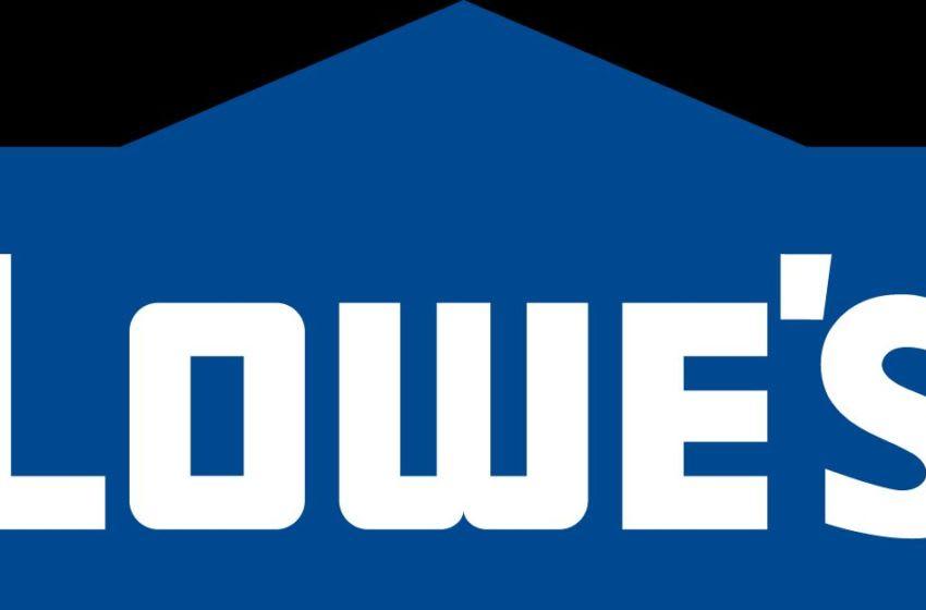Lowe's Logo. Photo Credit: Lowes