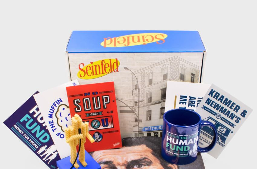 Seinfeld Collector's Box. Photo Credit: CultureFly