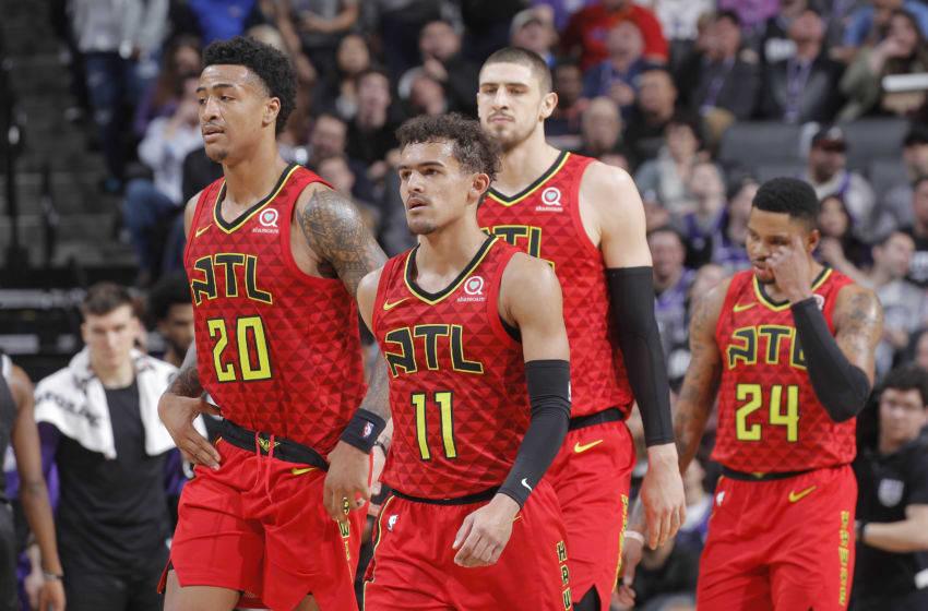 Atlanta Hawks (Photo by Rocky Widner/NBAE via Getty Images)