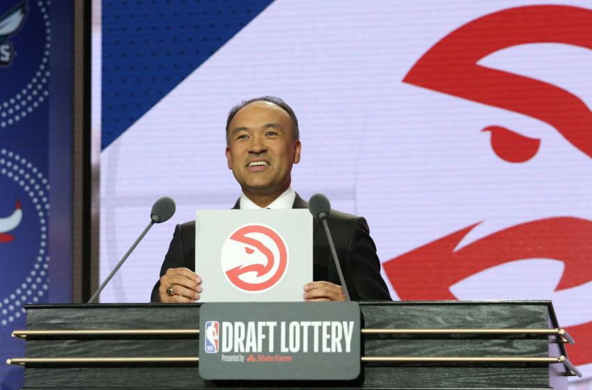 Atlanta Hawks 2019 NBA Draft (Foto oleh Gary Dineen / NBAE via Getty Images)