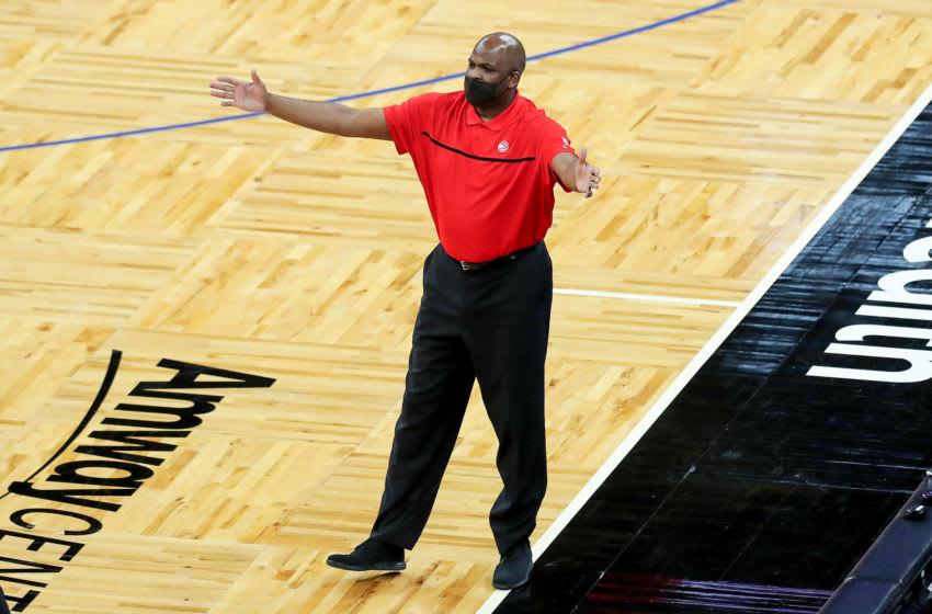Atlanta Hawks. (Photo by Alex Menendez/Getty Images)