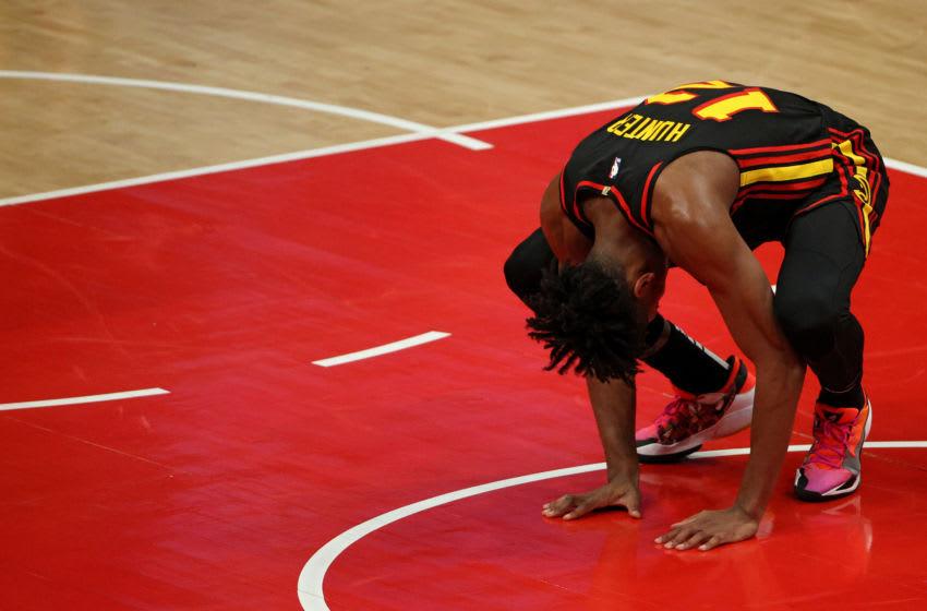 Atlanta Hawks. (Photo by Patrick Smith/Getty Images)