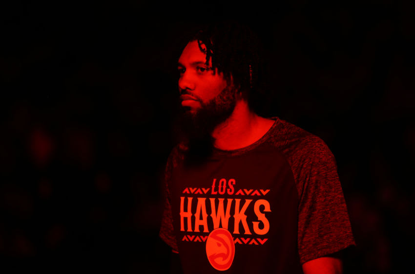 DeAndre' Bembry #95 of the Atlanta Hawks (Photo by Vaughn Ridley/Getty Images)