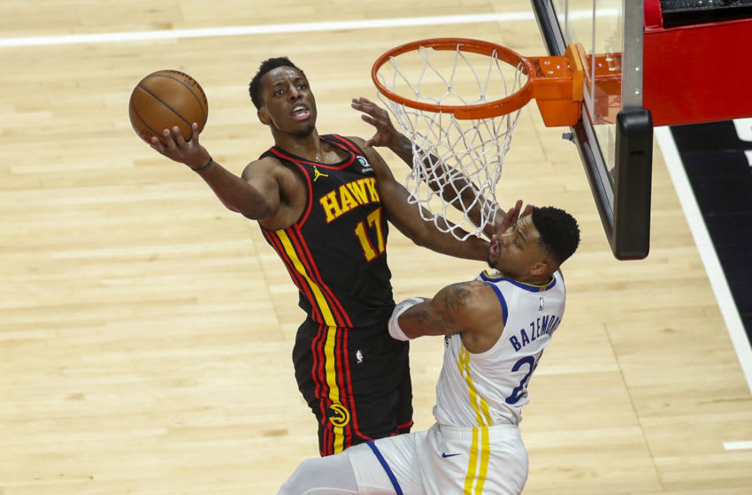Atlanta Hawks. Mandatory Credit: Brett Davis-USA TODAY Sports