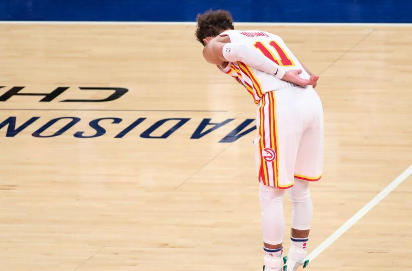 Atlanta Hawks Mandatory Credit: Wendell Cruz-USA TODAY Sports